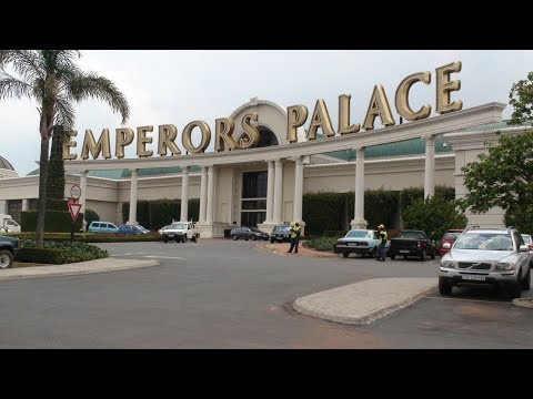 Emperor's Palace Visit, Johannesburg✔