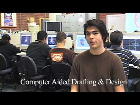 Computer Aided Drafting & Design at CCOC