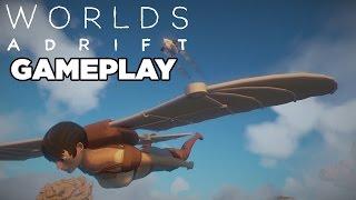 Worlds Adrift - Developer Demo