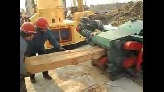 wood crusher