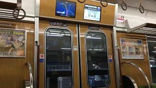 【東芝IGBT】北大阪急行9000形9002F 走行音・車内 (江坂→千里中央)【PMSM】【御堂筋線】