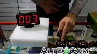 Видеообзор системы вызова персонала от Altescom.kz