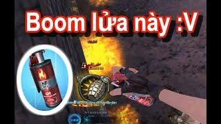 """Review boom lửa Napal đốt AI cực mạnh !! """" Truy Kích VN """""""