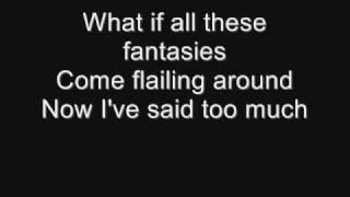 R.E.M. - Losing my religion Lyrics English