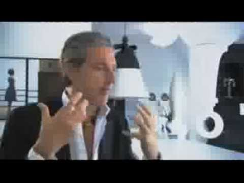 Interview with Marcel Wanders - the interior designer of Kameha Hotels & Resorts