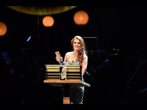 Wallis Giunta - International Opera Awards 2018