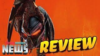 The Predator (2018) - REVIEW!