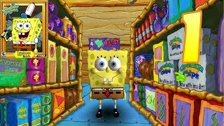 SpongeBob Employee of The Month [PC] - Chapter 1: Employee of the Year [4K]