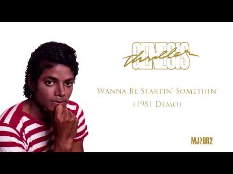 Michael Jackson - Thriller Genesis (Original Demos and Outtakes)