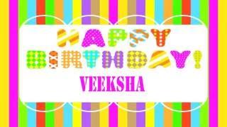 Veekshawsound Veeksha like Weeksha   Wishes & Mensajes - Happy Birthday