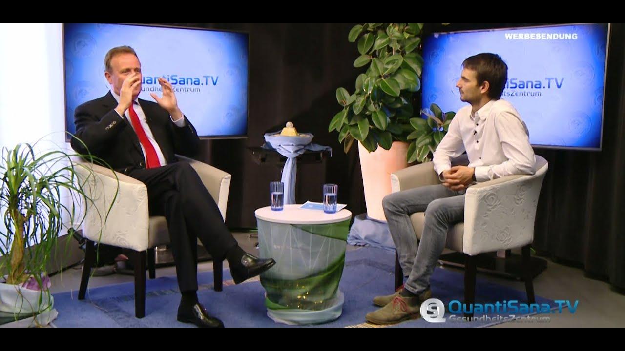 Neurologische Erkrankungen: Alzheimer, Parkinson mit Dr. Heinz Reinwald, QuantiSana.TV 10.08.16