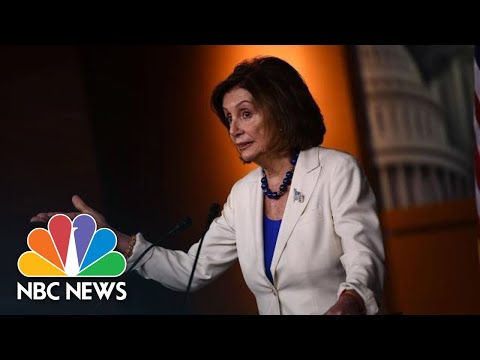 Pelosi: 'An Attack On The Whistleblower Is An Attack On The Integrity Of Our System' | NBC News