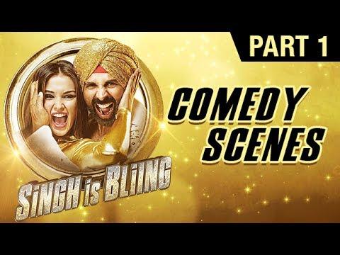 Singh Is Bliing Comedy Scenes | Akshay...