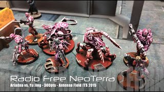 Radio Free Neoterra - Infinity N3 Battle Report - Ep 21