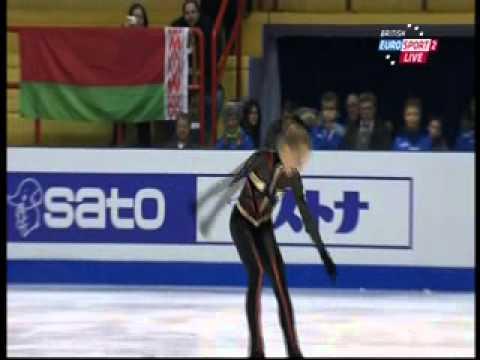 Elena Radionova - 2013 World Junior Championships - SP