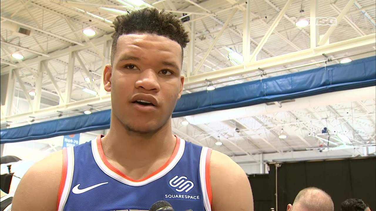48181be21 What Kevin Knox Has Been Working on Ahead of Knicks Training Camp ...