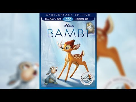 Blu-Ray Review: Bambi Anniversary Edition | The