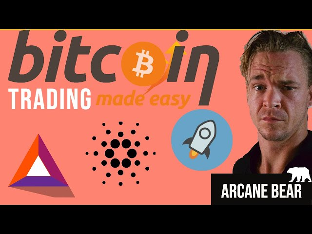 Bitcoin- Cardano- XLM & BAT!  What do they have in Common?- Market Updates