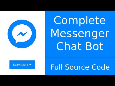 Build A Complete Facebook Chat Bot Using PHP