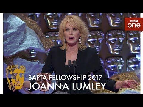 Joanna Lumley is awarded the BAFTA Fellowship - The British Academy Television Awards 2017