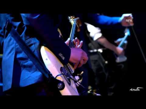 Kaizers Orchestra / Tusen Draper Regn (20.02.2013)