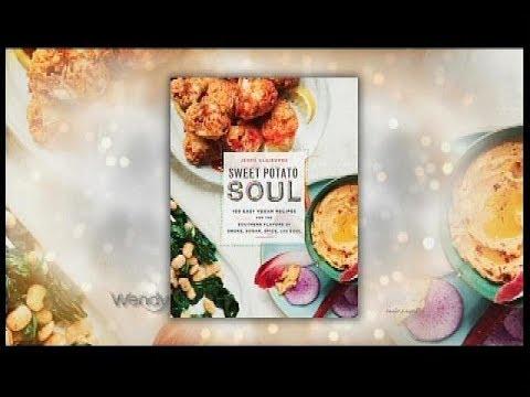 Hot Topics & Vegan Southern Food Chef Jenne Claiborne