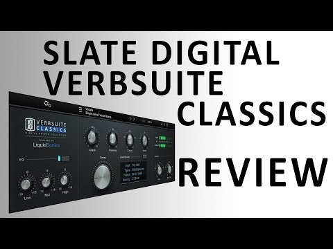 Slate VerbSuite Classics Review In-depth