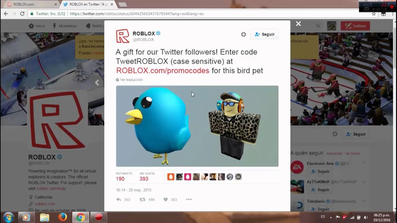 Codigo para roblox - YouTube