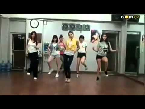 After School - AMOLED (Dance Practice)