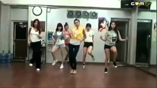 After School - AMOLED (Dance Practice)