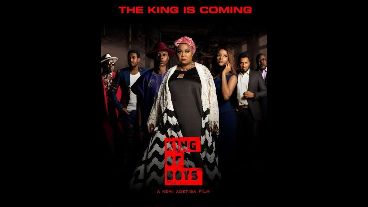 Download KING OF BOYS FULL MOVIE