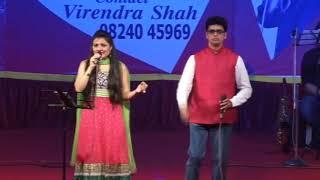 Song: Karvaten Badalte Rahe, Singers: Kishoreda - Lataji, Sung By : Anand Vinod & Kosha Pandya