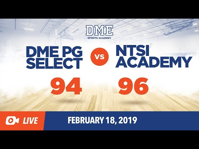 PG Select vs. NTSI