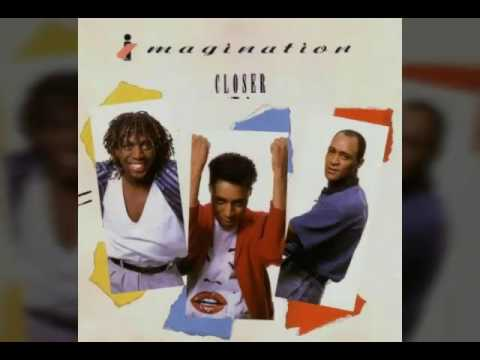 Imagination - The Last Time