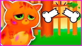 КОТЕНОК БУБУ #7 - Мой Виртуальный Котик -  Bubbu My Virtual Pet игровой мультик для детей.