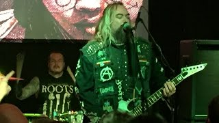 Max and Igor Cavalera Return To Roots Tour - Roots Bloody Roots Live in Louisville, KY 9/16/16