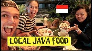 Gambar cover FOREIGNERS TRY INDONESIAN FOOD | EXLORING BANYUWANGI
