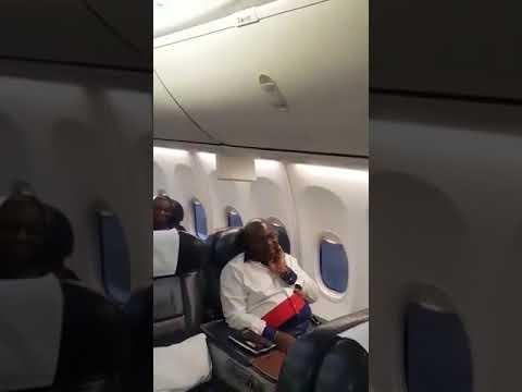 Le pilote béninoise parlant 4 langues avant de décoller