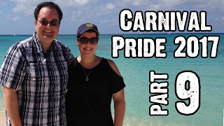 Carnival Pride Cruise Vlog 2017 - Part 9: Guy's Burgers, Karaoke, 80s Rock & Glow Party - ParoDeeJay