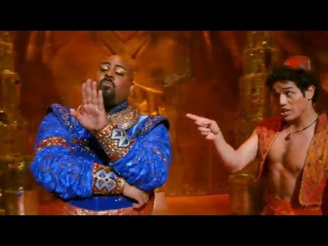 Disney's Aladdin will open in Sydney at the Capitol Theatre in August 2016