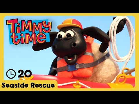 Timmy Time Special: Seaside Rescue