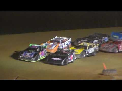 Dog Hollow Speedway - 5/19/17 Super Late Model Feature Race