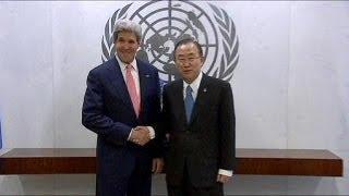 Пан Ги Мун: число погибших в Сирии превысило 100 тысяч человек