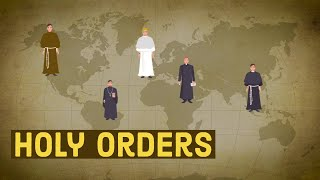Holy Orders | Catholic Central