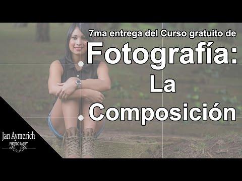 Curso gratuito de Fotografía Digital - 7ma entrega: La composición