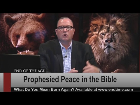 Encountering Peace   Irvin Baxter   End of the Age LIVE STREAM