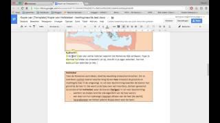 Tutorial Google Classroom Nederlands