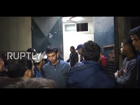 State of Palestine: Family mourns teen killed by Israeli soldiers in Gaza *GRAPHIC*