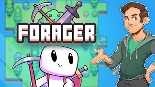 Forager - Survive on This Tiny Island!