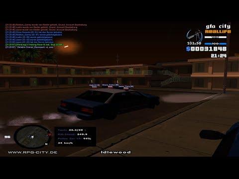 [SA:MP] RPG-CITY | Auf Streife - GS Masse vor LSPD